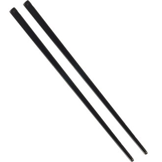 Camila Paris AD27-2 French Twist Stick Pin for Women Large Black