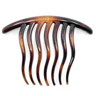 Camila Paris AD73 Large Classic Tortoise Shell French Hair Side Comb