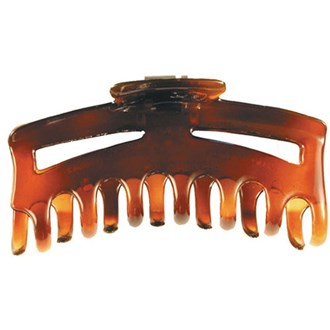 Camila Paris CP73 Classic Tortoise Shell Women's French Hair Clip Claw